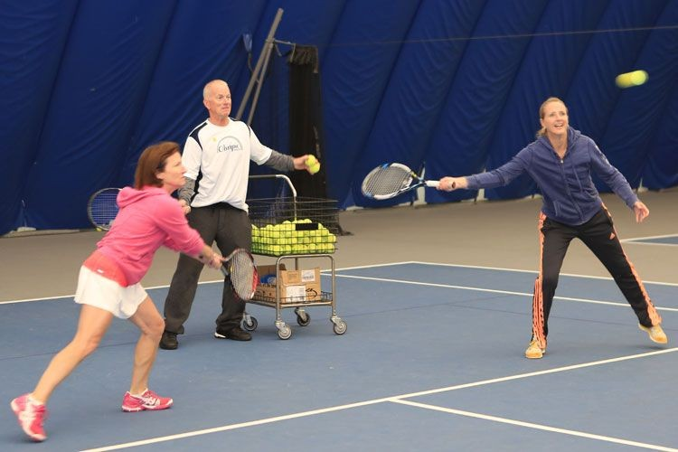 Health Benefits of Tennis: Why Play Tennis