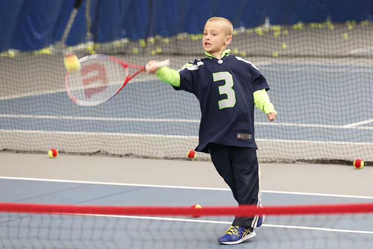 Junior Tennis Lessons